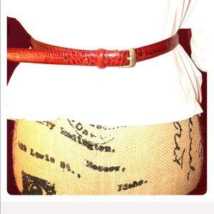 💃Ralph Lauren belt
